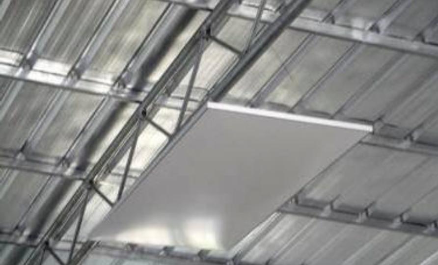 Pannello radiante a infrarossi per soffitto