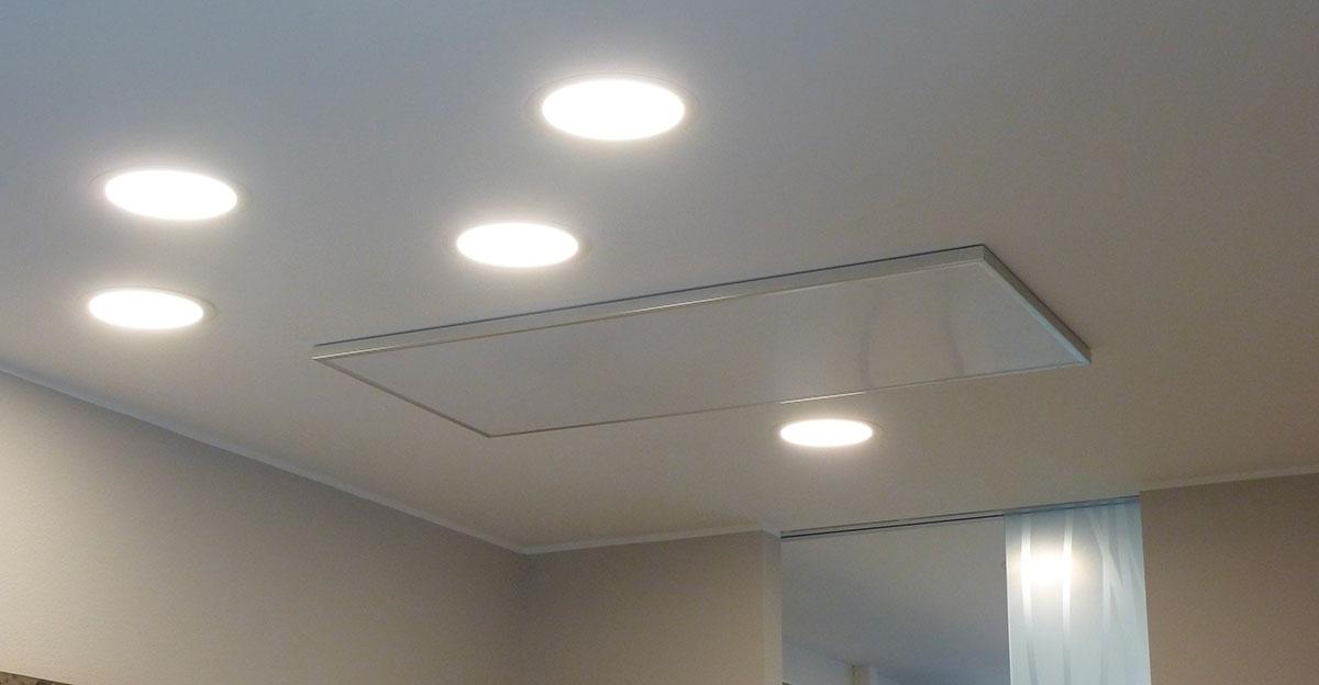 Riscaldare la casa con i pannelli radianti a infrarossi