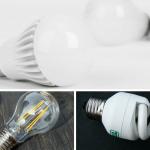 Lampade a LED, alogene e a basso consumo