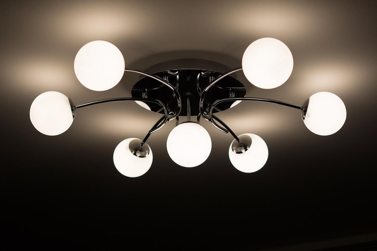Lampadario a LED