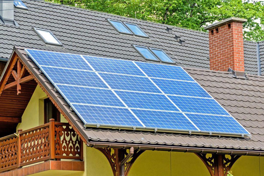 solare termico casa