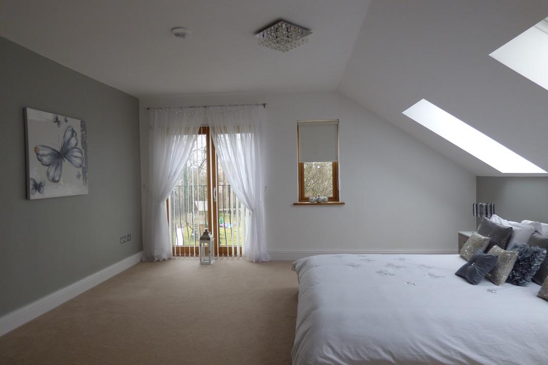 Finestre Velux sul soffitto