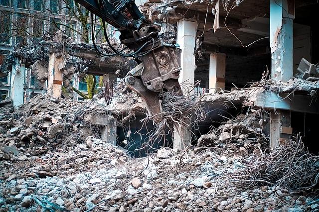 Smaltimento rifiuti edili dopo ristrutturazione